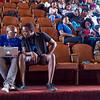 Anthony Moga & Edward Karanja at GDG Kabarak University