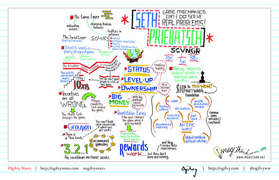 Keynote: Seth Priebatsch - By Sunni Brown