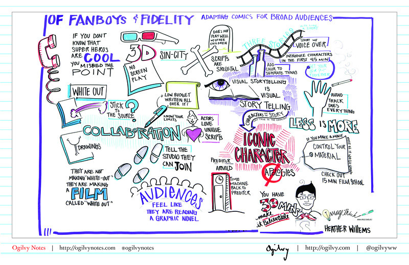 Of Fanboys & Fidelity - Adapting Comics For Broad Audiences