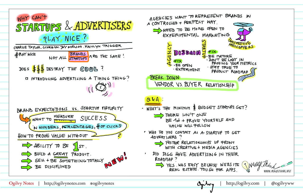 Why Can't Startups and Advertisers Play Nice?