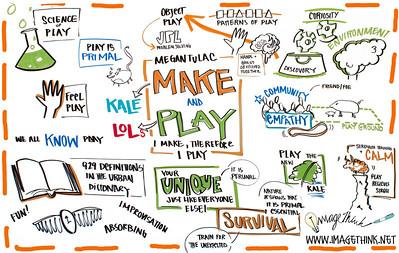 """Maker Faire 2012 San Francisco: Megan Tulac, """"Make and Play"""""""