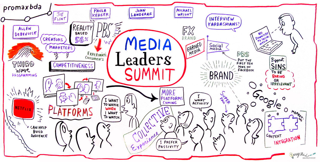 """Media Leaders' Summit<br /> Don't miss this incredible discussion with the industry's most important and influential media executives. From technology's impact on entertainment to new and unique strategic initiatives, these leaders and luminaries will discuss effective leadership in a challenging business, provide insight on how innovation builds brands and shine a fundamental light on the paths they've paved on their roads to success.<br /> Moderator:<br /> Joe Flint, Staff Writer, """"Los Angeles Times""""<br /> Panelists:<br /> Allen DeBevoise, Chairman & CEO, Machinima, Inc.<br /> Paula Kerger, President & CEO, PBS<br /> John Landgraf, President & GM, FX Networks<br /> Michael Wright, President, Head of Programming, TBS, TNT & Turner Classic Movies (TCM)"""