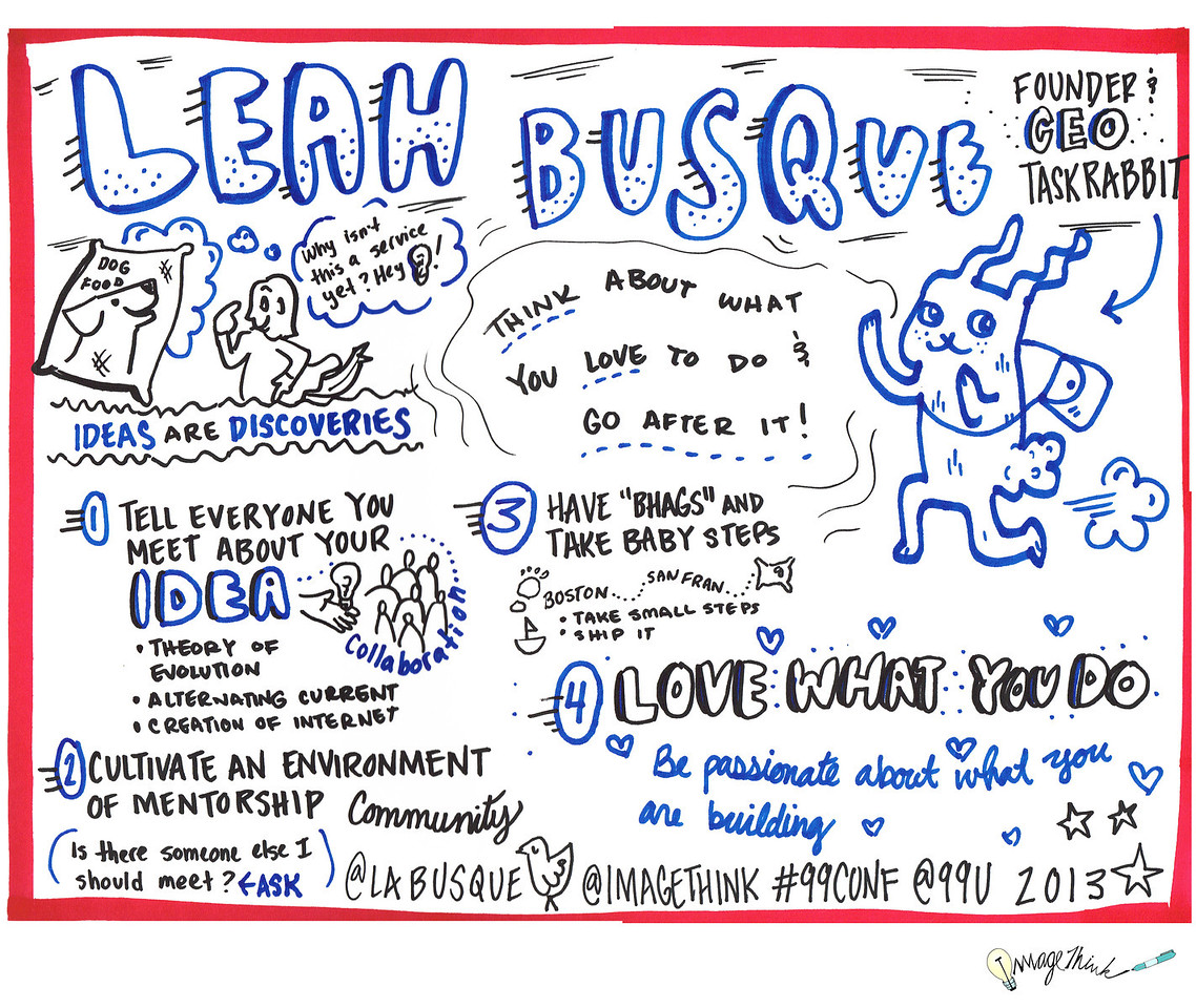 Leah Busque