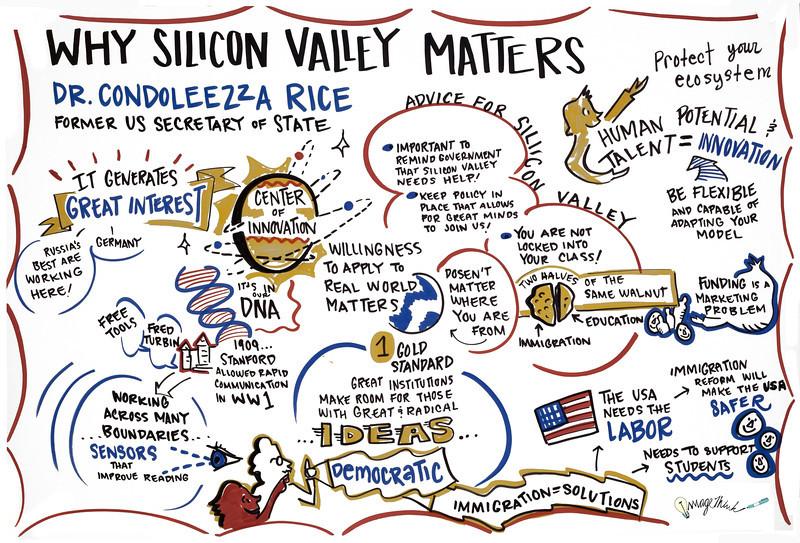 """Why Silicon Valley Matters,"" Dr. Condoleezza Rice"