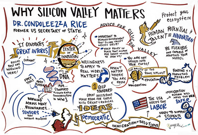 """Why Silicon Valley Matters,"" Dr. Condoleezza Rice"