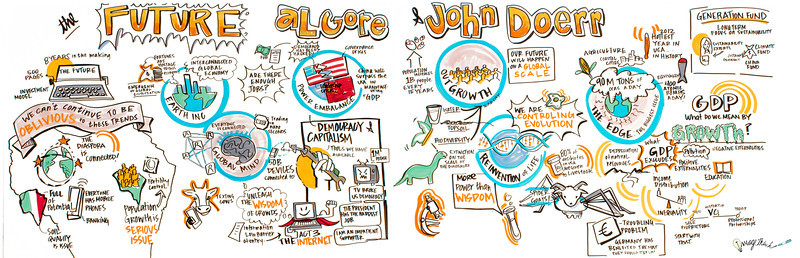 A Conversation with Al Gore and John Doerr