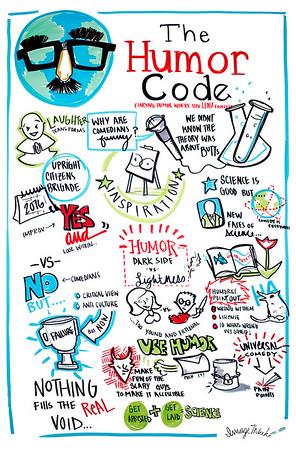 Humor Code Book Launch