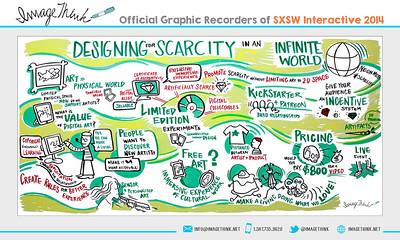 "NeonMob: ""Designing Scarcity in an Infinite World"" Monday March 10, 2014 - SXSWi"