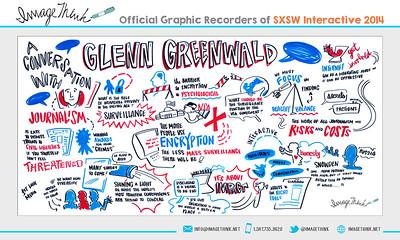 "Glenn Greenwald, Micah Sifry: ""A Conversation with Glenn Greenwald"" Monday March 10, 2014 - SXSWi"
