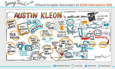 Austin Kleon Keynote Friday March 7, 2014 - SXSWi