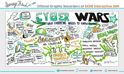 "P.W. Singer: ""CyberWars: What Everyone Needs to Know"" Saturday March 8, 2014 - SXSWi"