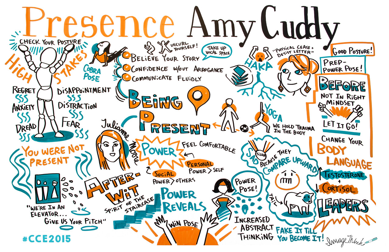 Presence: Amy Cuddy