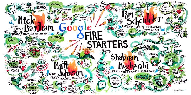 Google Firestarters 2015