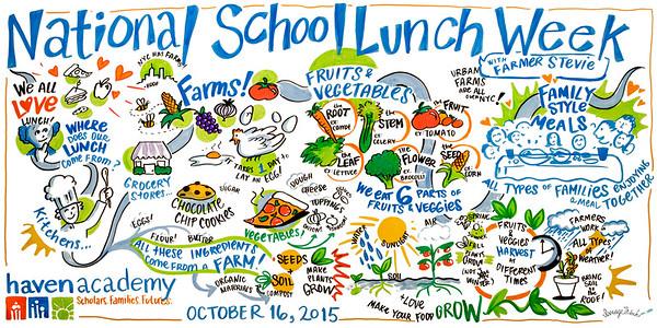 ImageThink at National School Lunch Week