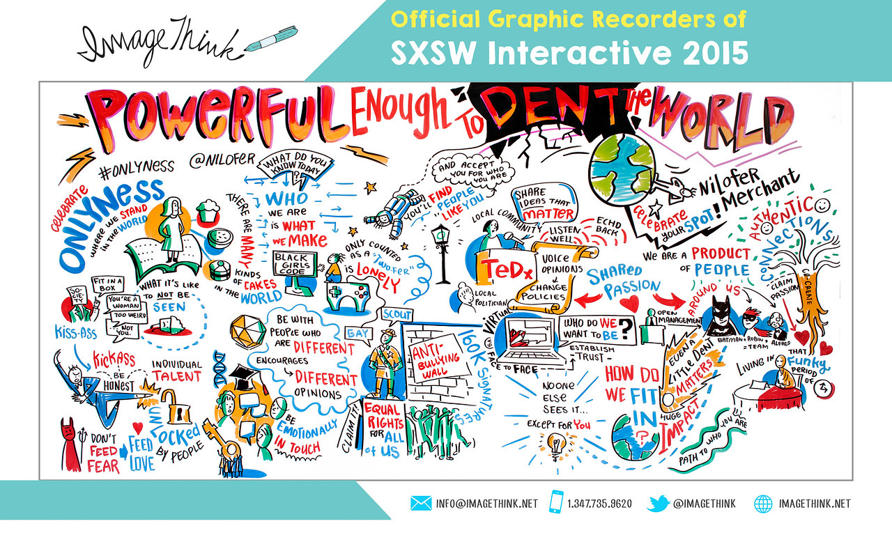 SXSW 2015: Powerful Enough to Dent the World