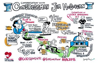 A Conversation With Congressman Jim McGovern