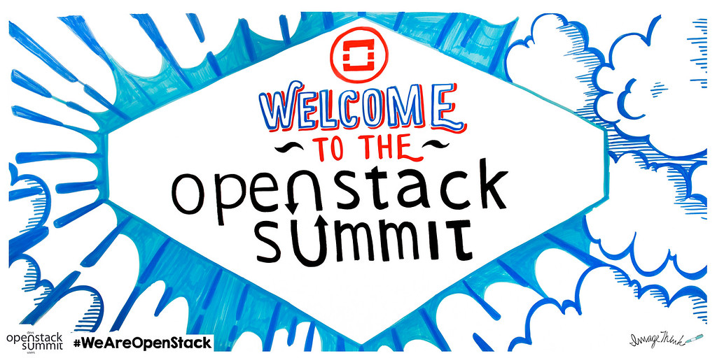 Welcome Sign for OpenStack