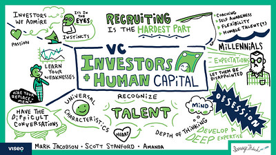 VC Investors and Human Capital