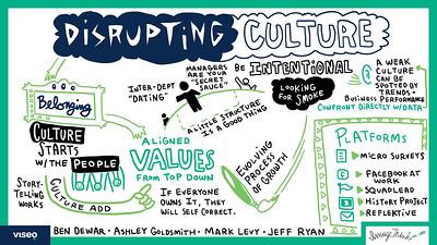 Disrupting Culture