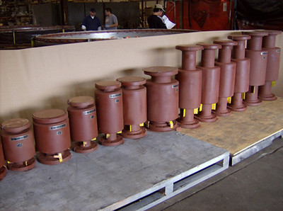 Externally Pressurized Expansion Joints (#95744/95232 - 06/12/2008)