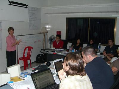 2007 Externship Cambodia Placement