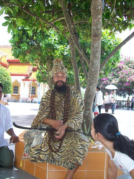 2008 Externship Doi Suthep Hike