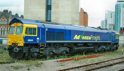 66841 stables in Cardiff Central  18/08/09