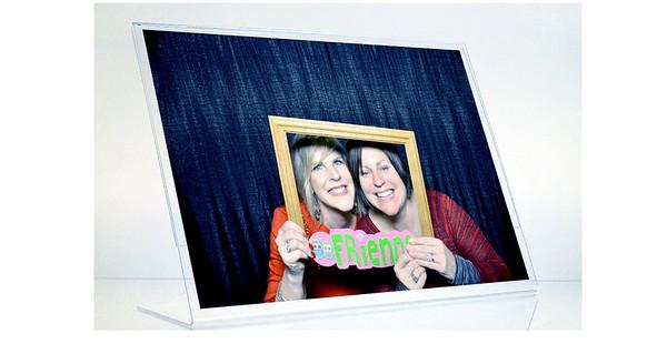 4x6 Acrylic Frame - $2.00 each with Insert