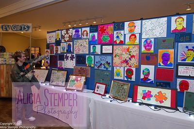 Artful Affair 2014 at EV