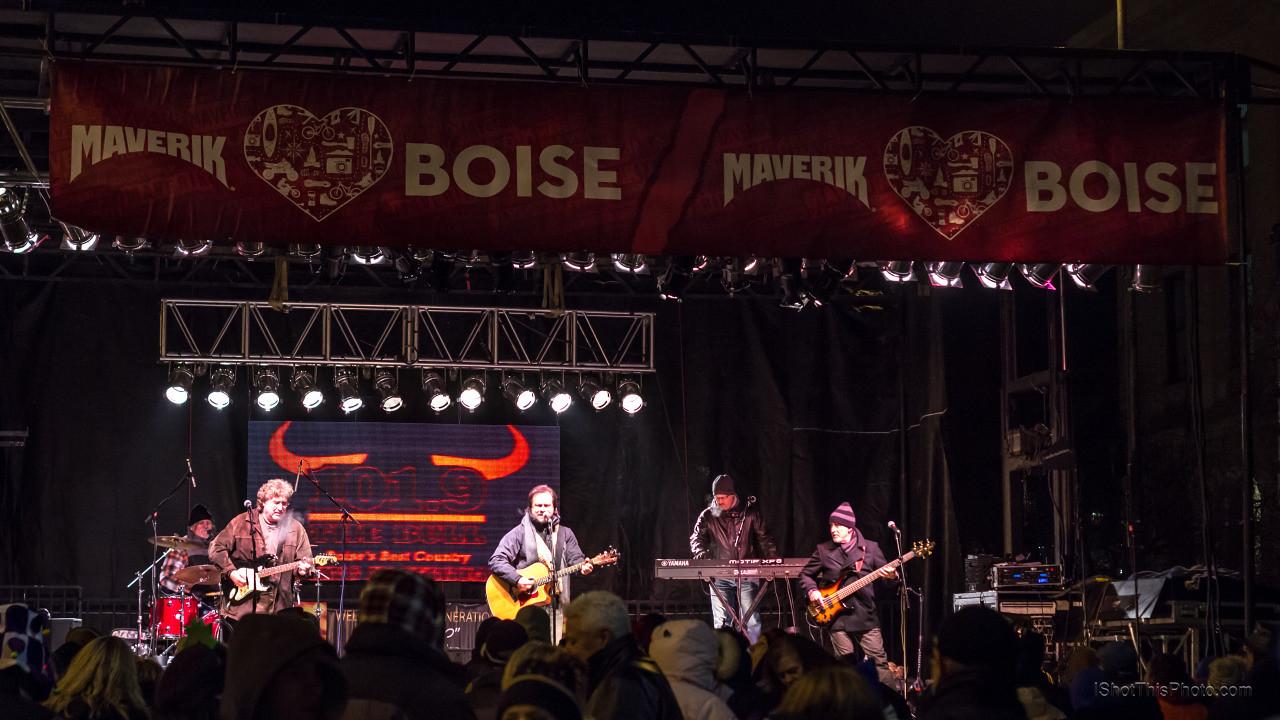 Boise concert event photography