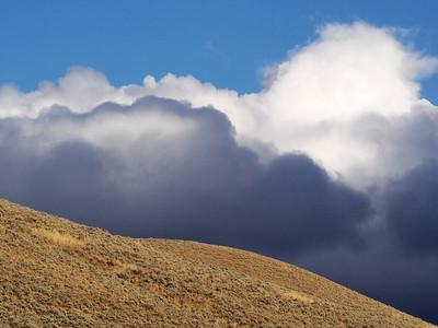 Lamar Valley, Looking West