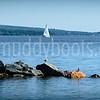 Sailing Lake Superior