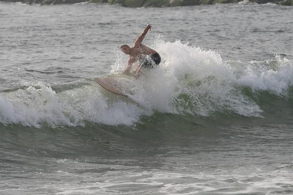 Manasquan Classic Longboard Surfing Contest Sep 08