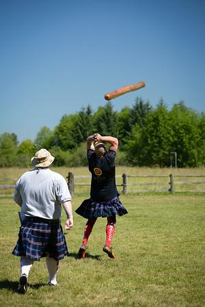 2015 Bellingham Highland Games.