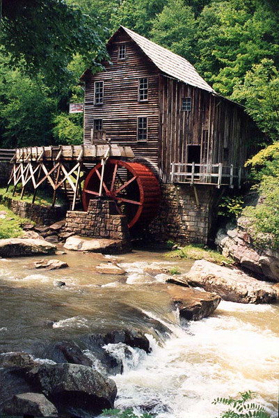 West Virginia Gristmill<br /> 1994