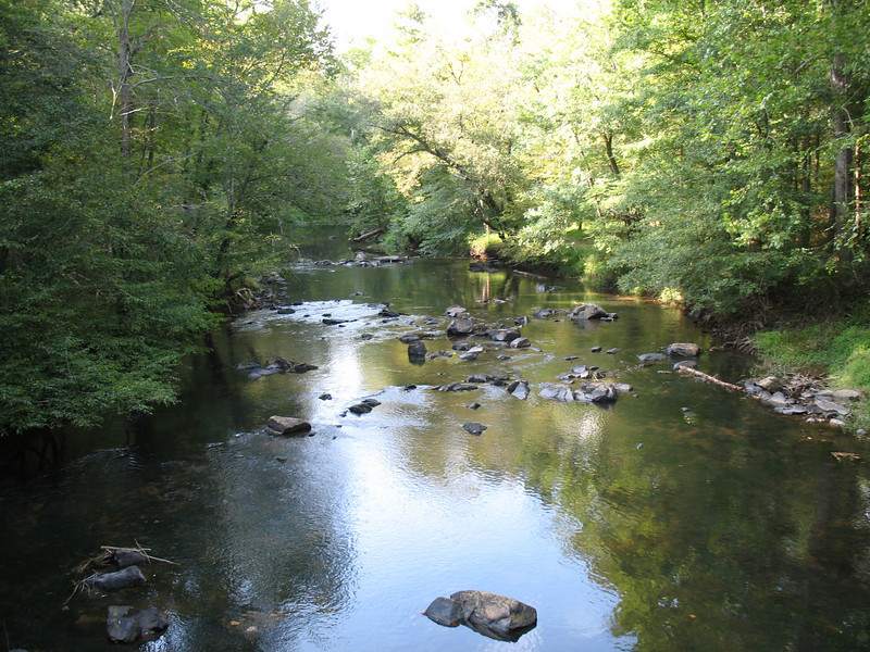 Eno River<br /> September 16, 2006