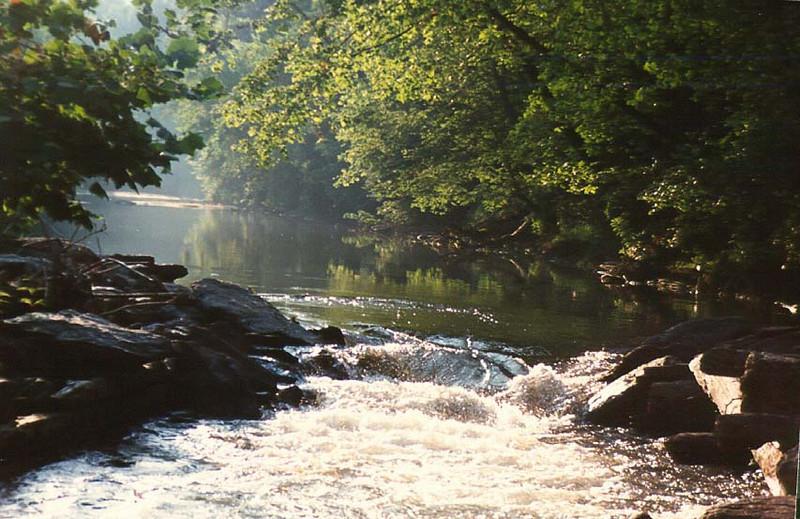 Horsepasture River<br /> 1990