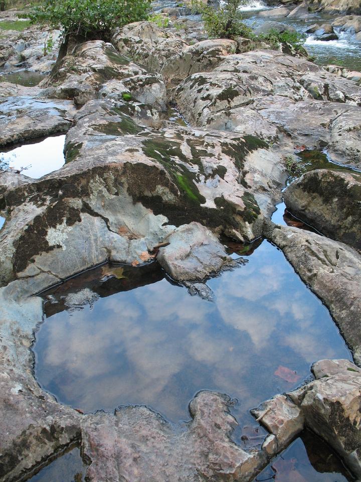 Eno River<br /> September 16, 2006