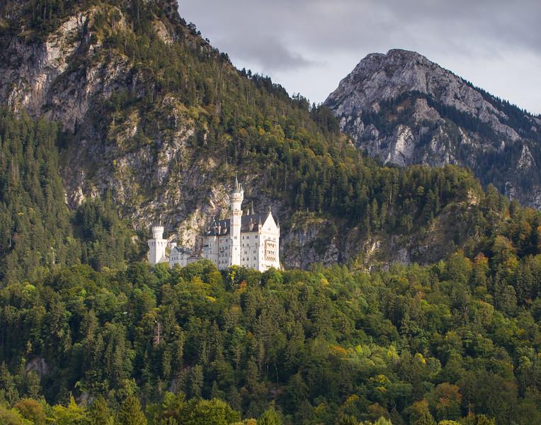 Cinderlella's Castle. Germany.