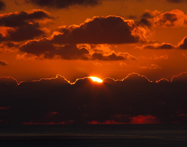 Sunset Lines. Malta.