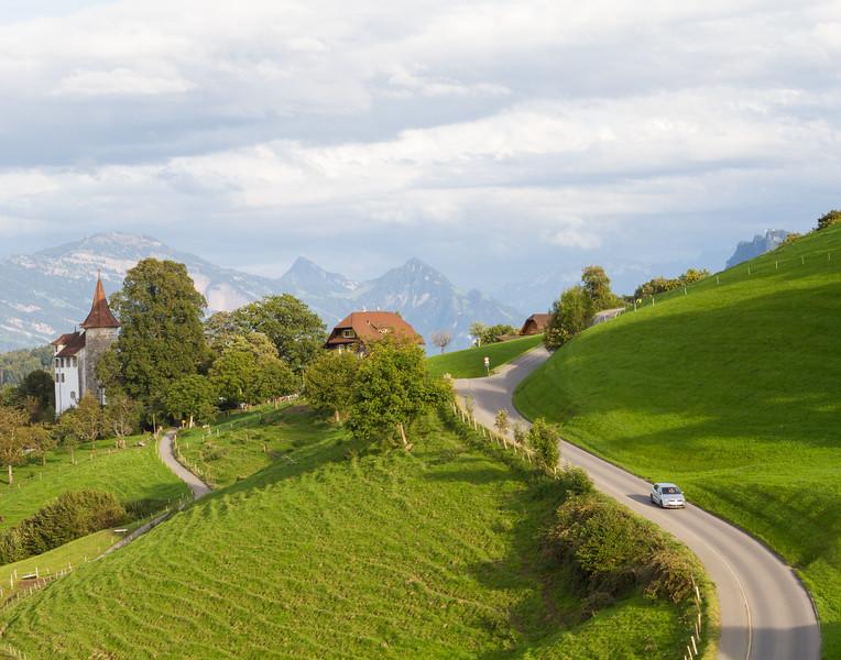 Going Places. Switzerland.