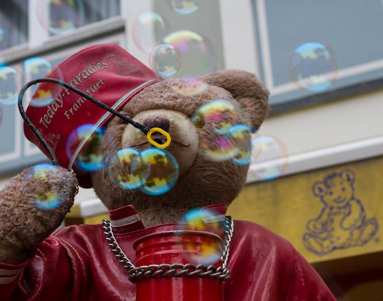 Bear Bubbles. Germany.