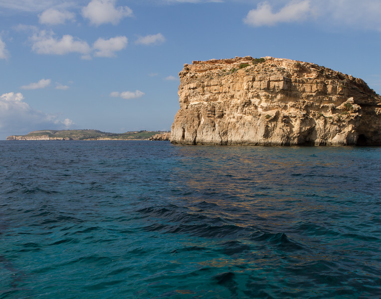 Blue and Green of Malta.