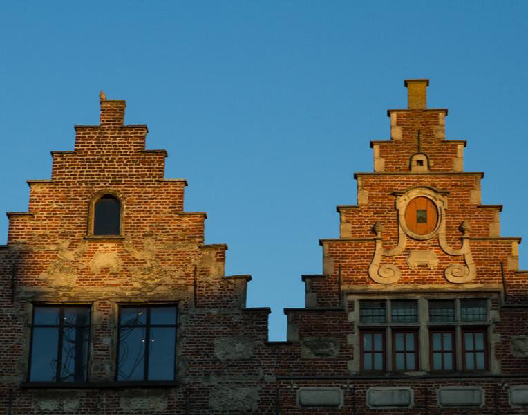Similar but Different. Ghent, Belgium.