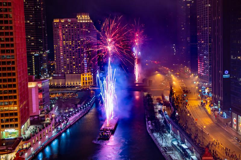 Fireworks: Chicago Blues