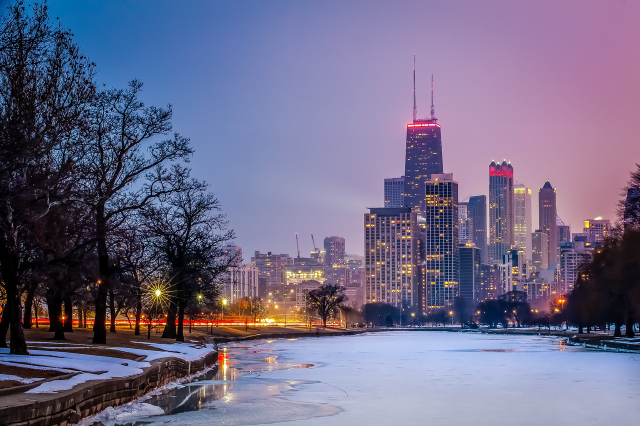 Chicago On the Rocks