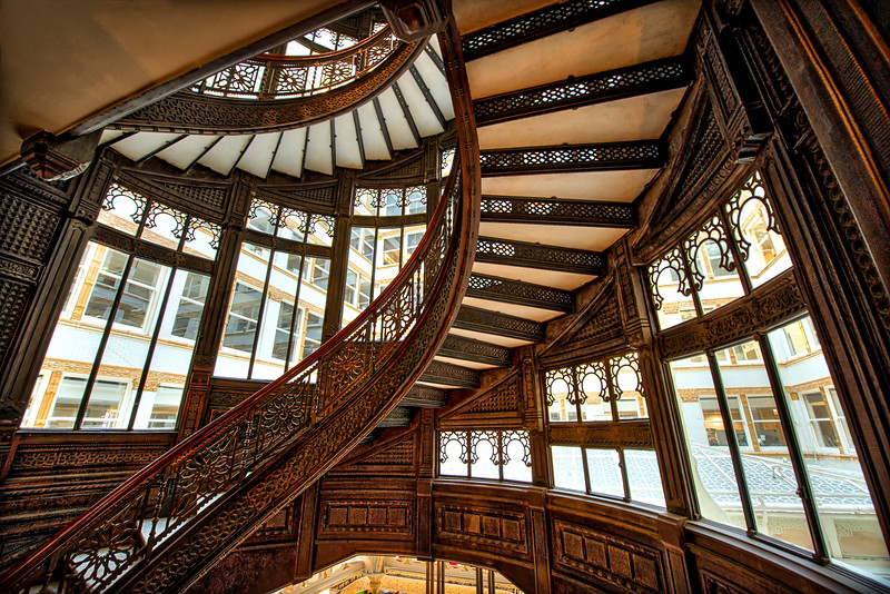 The Rookery - Oriole Staircase - Take 1