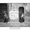 Two women in the Christian Quarter of East Jerusalem.