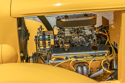 Ford Roadster Engine, 2017