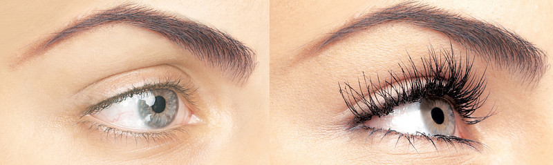 Novalash Eyelash Extensions are a signature service, provided by Empire Faces.